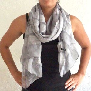 FREE with purchase! Linen / Silk Blend Scarf